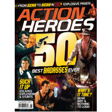 50 Greatest Heroes Winter/Spring 2014