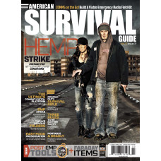 American Survival Guide March 2016
