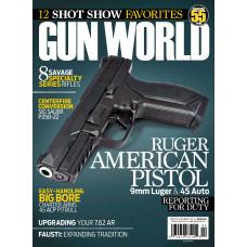 Gun World April 2016