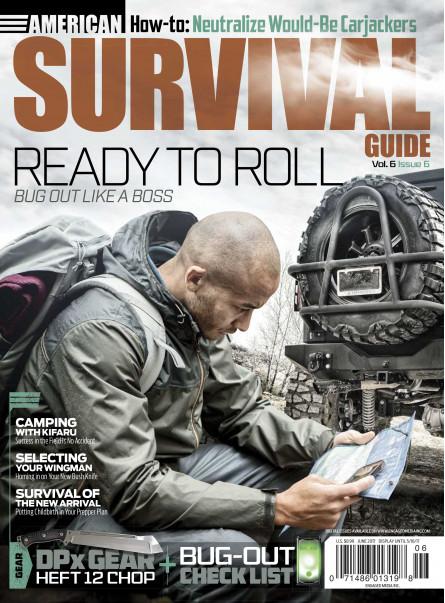 American Survival Guide June 2017