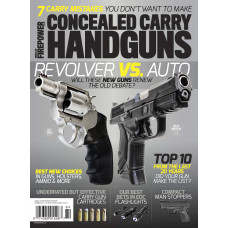 Conceal Carry Handguns Summer 2017