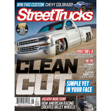 Street Trucks May 2017