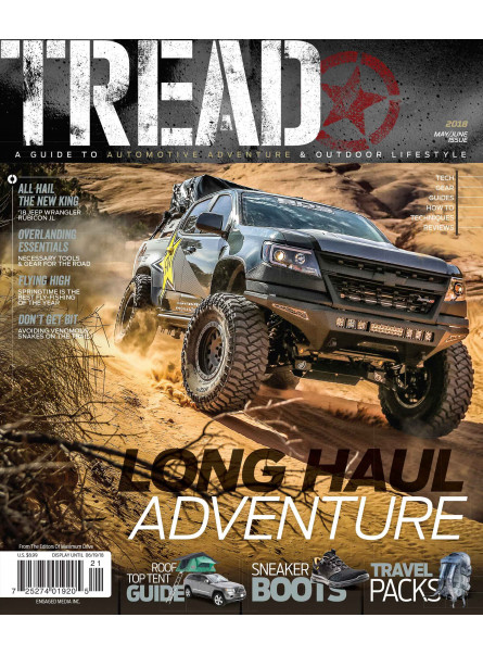 Tread May/June 2018