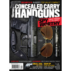 Conceal Carry Handguns Summer 2018