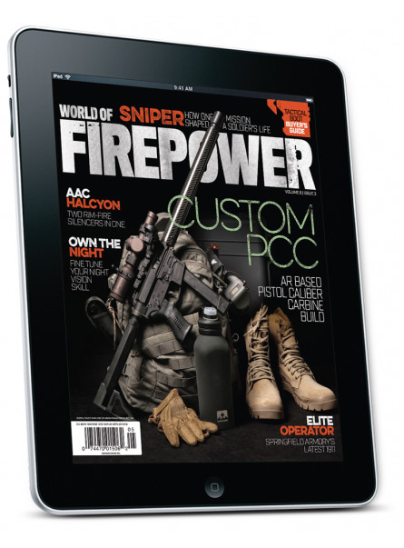 World of Firepower May/June 2018 Digital