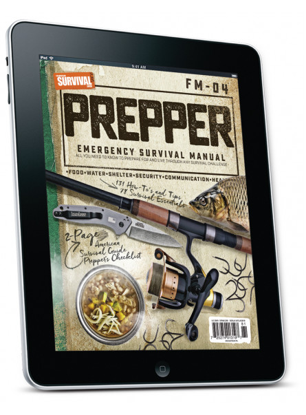Prepper Issue-1 2018 Digital