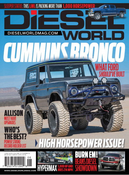 Diesel World June 2018