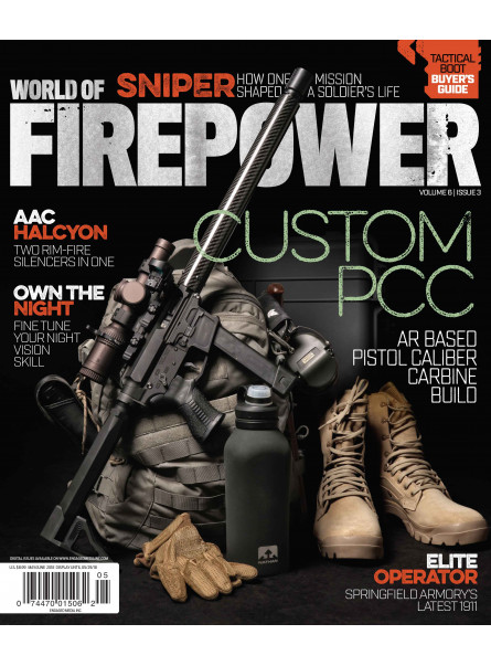 World of Firepower May/June 2018