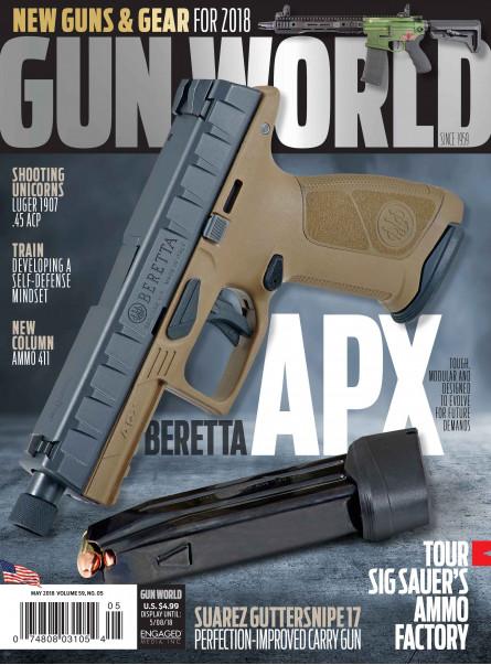 Gun World May 2018