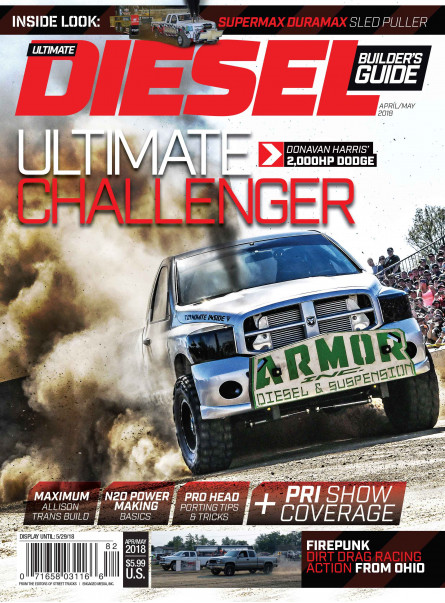 Ultimate Diesel Guide Apr/May 2018