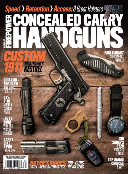Conceal Carry Handguns Fall-2016