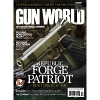 Gun World September 2016