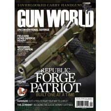 Gun World September 2016
