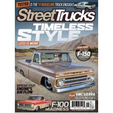 Street Trucks September 2016