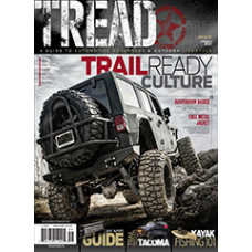Tread Magazine Winter 2015