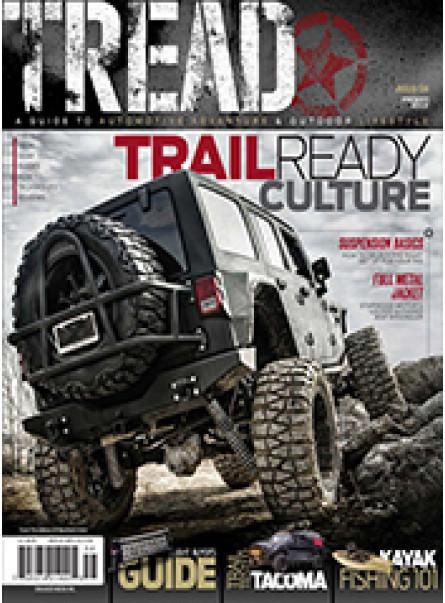 Tread Magazine Winter 2015