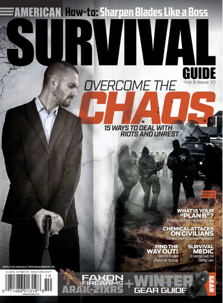 American Survival Guide October 2017