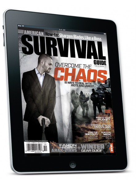 American Survival Guide October 2017 Digital