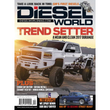 Diesel World October 2017