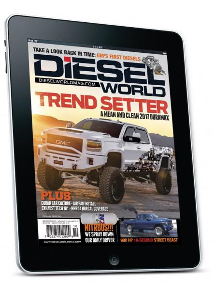 Diesel World October 2017 Digital