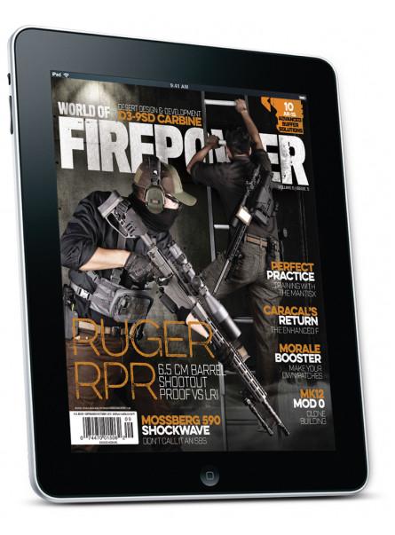 World of Firepower September/October 2017 Digital