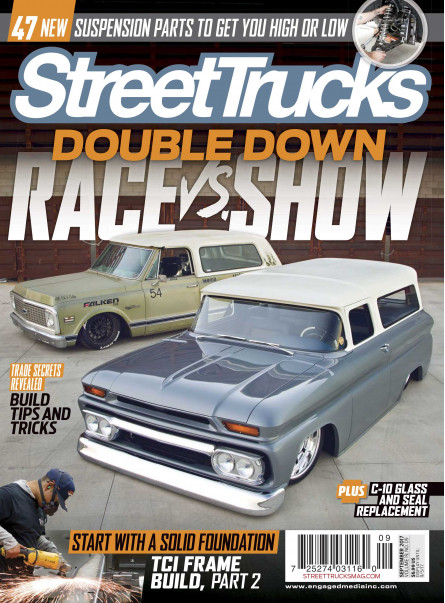 Street Trucks September 2017