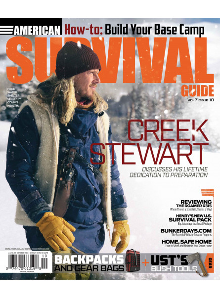 American Survival Guide October 2018