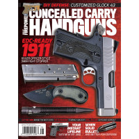 Conceal Carry Handguns Fall 2018