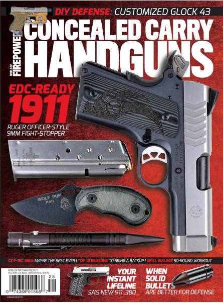Conceal Carry Handguns Fall 2018
