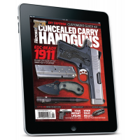 Conceal Carry Handguns Fall 2018 Digital