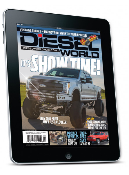 Diesel World October 2018 Digital