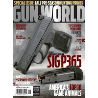 Gun World September 2018