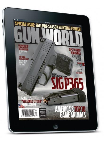 Gun World September 2018 Digital