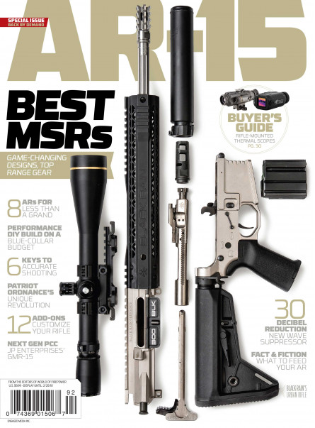 AR 15 Re-release 2017