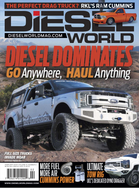 Diesel World February 2018