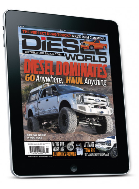 Diesel World February 2018 Digital
