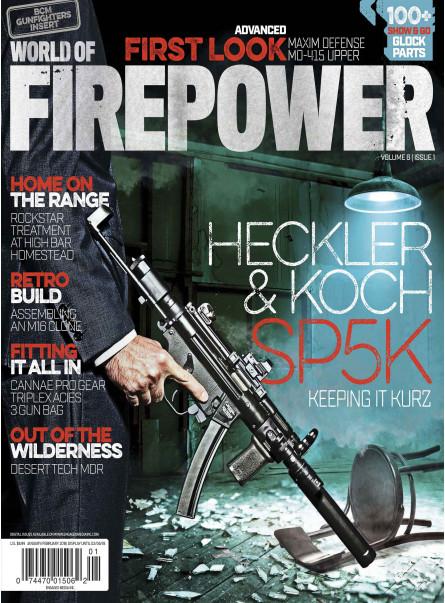 World of Firepower January/February 2018