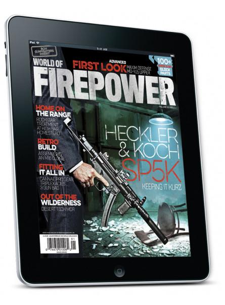 World of Firepower January/February 2018 Digital