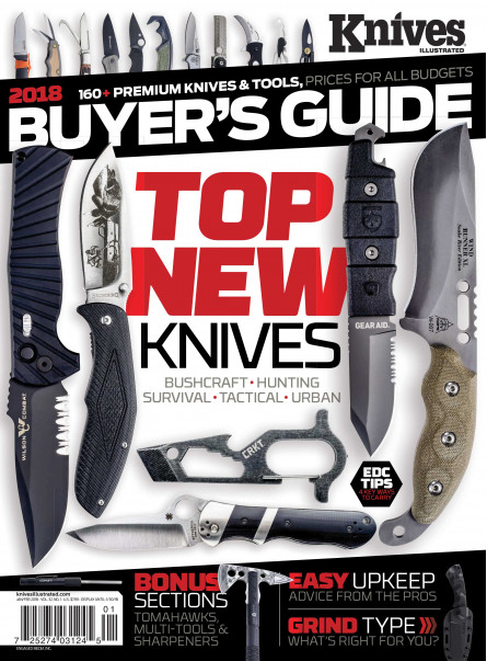Knives Buyers Guide January/February 2018