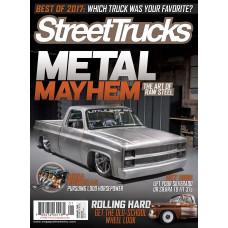 Street Trucks January 2018