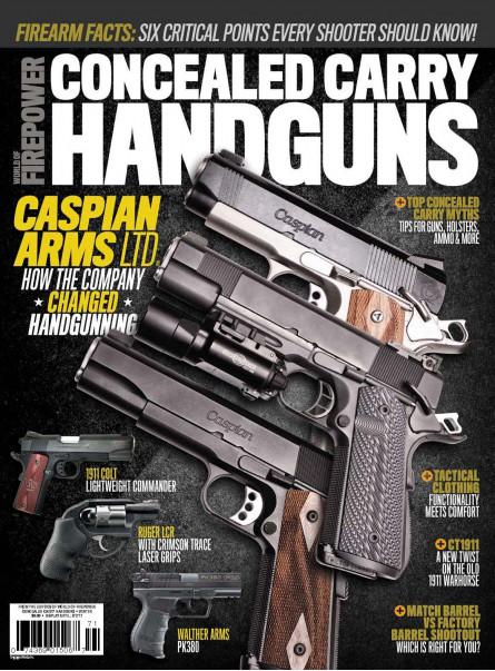 Conceal Carry Handguns Winter 2016