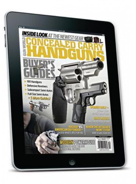 Concealed Carry Handguns January 2014 Digital