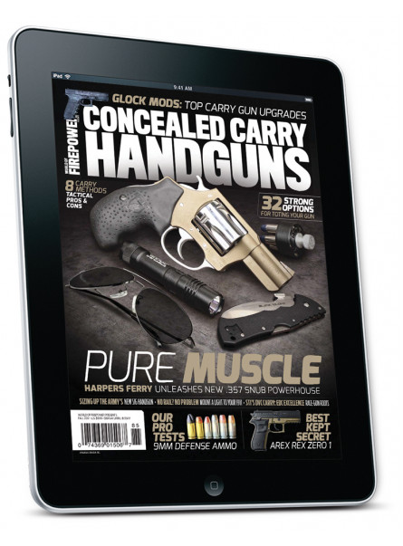 Conceal Carry Handguns Fall 2017 Digital
