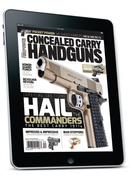 Conceal Carry Handguns Spring 2017 Digital
