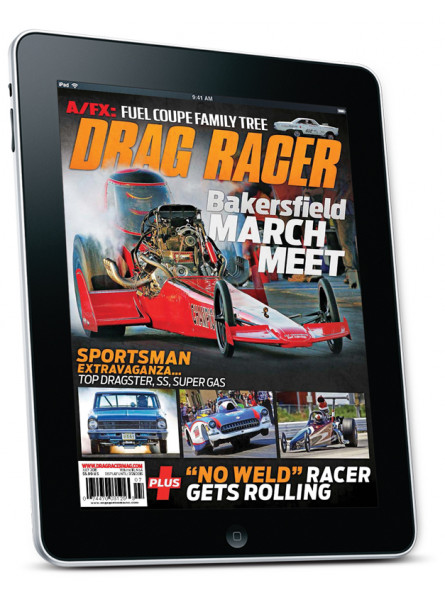 Drag Racer July 2015 Digital
