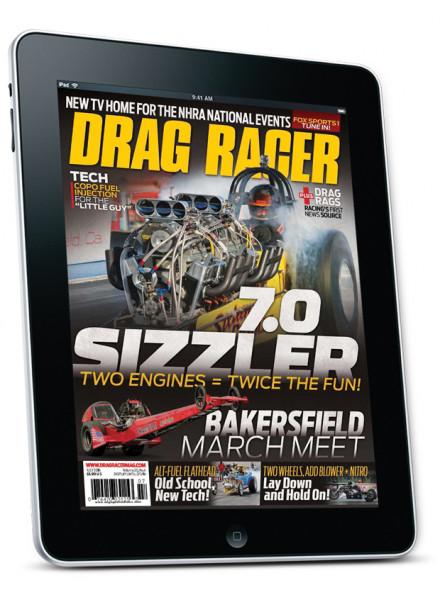 Drag Racer July 2016 Digital
