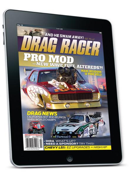 Drag Racer Mar 2014 Digital
