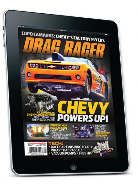 Drag Racer March 2015 Digital