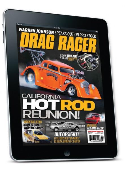 Drag Racer March 2016 Digital