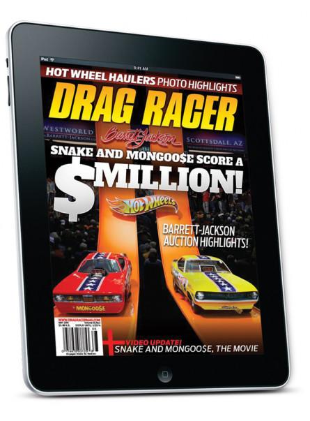 Drag Racer May 2014 Digital